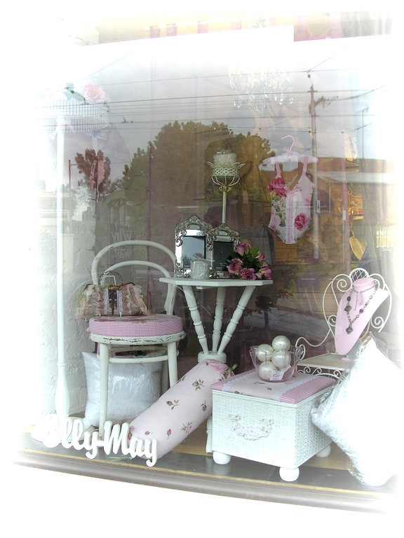 From All Things Quot Shabby To Chic Quot Visual Merchandising